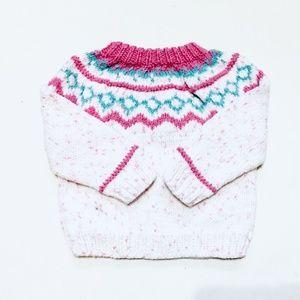 Specially Hand Knit By Grandma